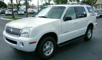 2003 Mercury Mountaineer #1