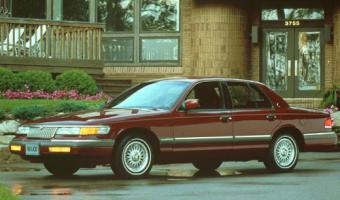 1992 Mercury Grand Marquis #1