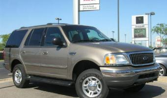 2002 Ford Expedition #1