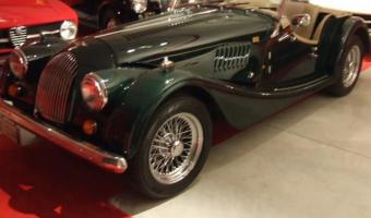 1992 Morgan Plus 4 #1