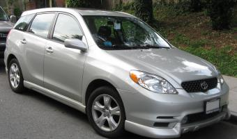 Toyota Matrix #1