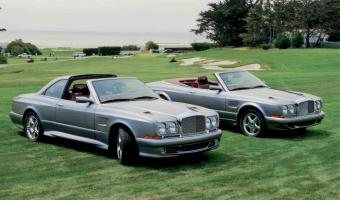 2001 Bentley Azure #1