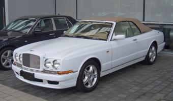 2002 Bentley Continental #1