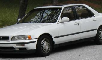 1991 Acura Legend #1