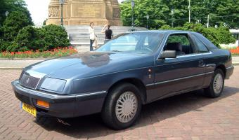 1991 Chrysler Le Baron #1
