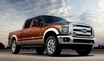 2011 Ford F-250 Super Duty #1