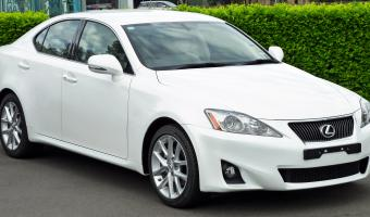 2010 Lexus IS #1