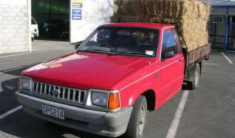 1989 Ford Courier #1