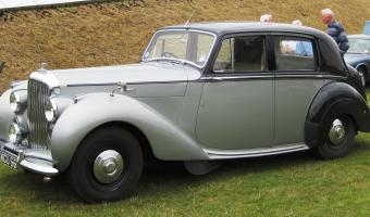 1951 Bentley Mark VI #1