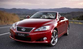 2014 Lexus Is 250 C #1
