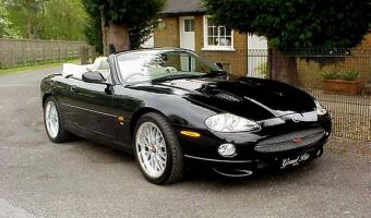 2001 Jaguar Xk-series #1