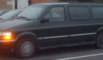 1992 Plymouth Grand Voyager #1