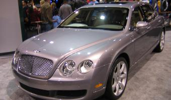 2007 Bentley Continental Flying Spur #1