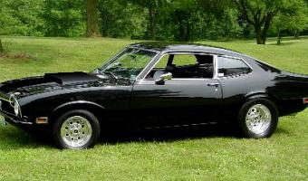 1975 Ford Maverick #1