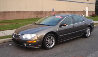 2003 Chrysler 300m #1