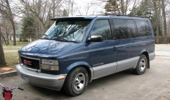 1999 GMC Safari #1