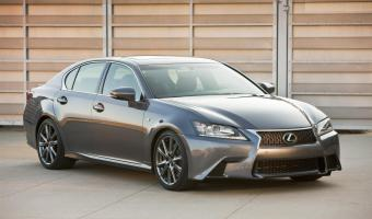 2012 Lexus Is 350 #1