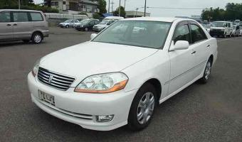 2003 Toyota Mark II #1