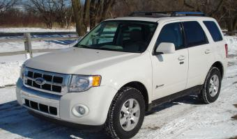 2009 Ford Escape Hybrid #1