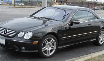 2003 Mercedes-Benz CL #1