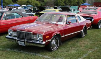 1978 Plymouth Volare #1