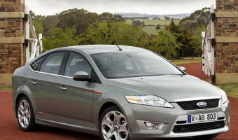 2008 Ford Mondeo #1