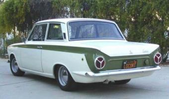 1966 Ford Lotus Cortina #1