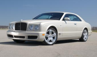 2009 Bentley Brooklands #1