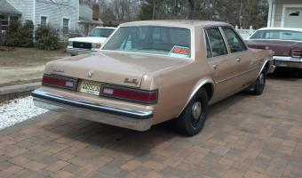 1983 Plymouth Gran Fury #1