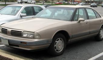 1994 Oldsmobile Eighty-eight Royale #1