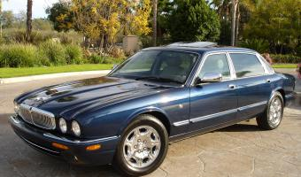 2001 Jaguar Xj-series #1