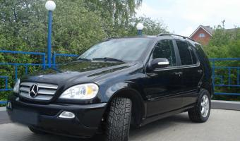 2003 Mercedes-Benz ML #1