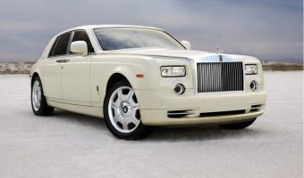 2010 Rolls royce Phantom #1