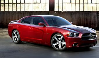 2014 Dodge Charger #1