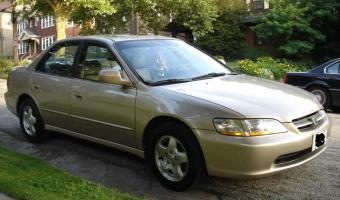 2000 Honda Accord #1