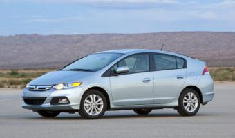 2013 Honda Insight #1