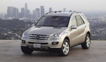 2006 Mercedes-Benz ML #1