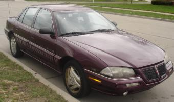 1992 Pontiac Grand Am #1