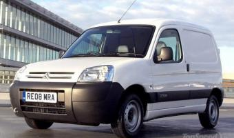 2002 Citroen Berlingo #1