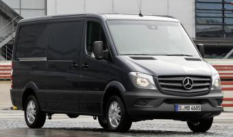 2014 Mercedes-Benz Sprinter #1