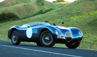 1952 Jaguar C-Type #1