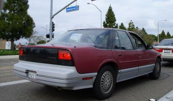 1990 Oldsmobile Cutlass Supreme #1