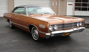 1967 Mercury Park Lane #1