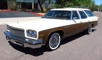 1976 Buick Estate #1