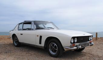 1967 Jensen Interceptor #1