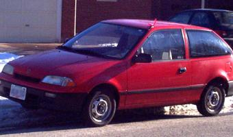 1993 Suzuki Swift #1