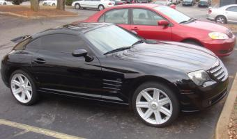 2006 Chrysler Crossfire #1