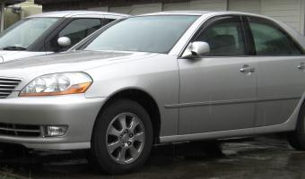 2004 Toyota Mark II #1