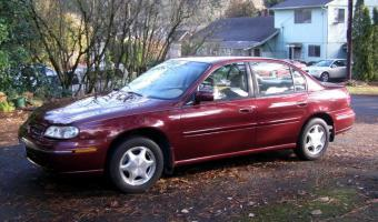 1998 Oldsmobile Cutlass #1