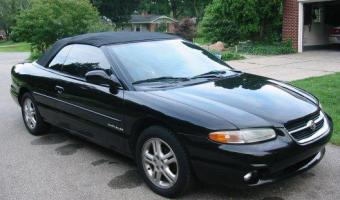 1997 Chrysler Sebring #1